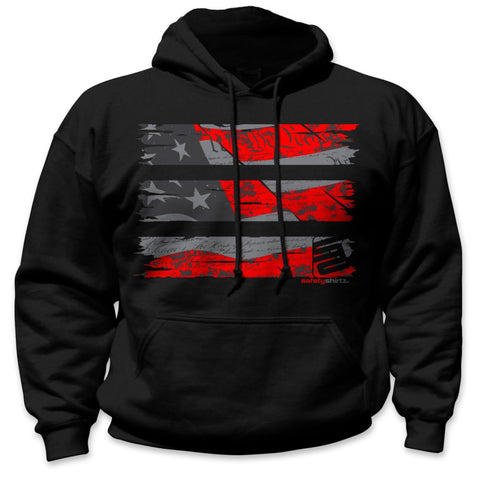 safetyshirtz-old-glory-stealth-safety-hoodie-red-reflective-gray-black