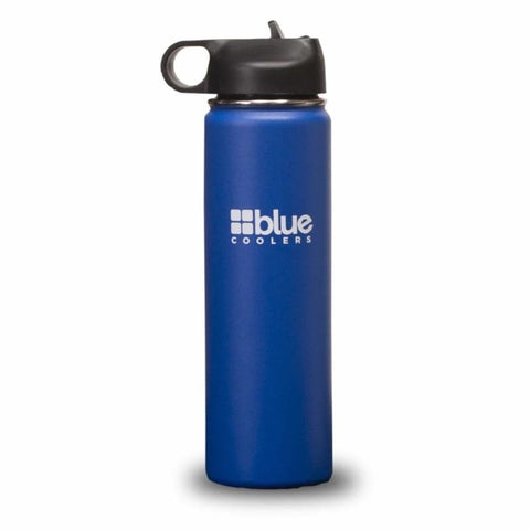 Drinkware - 20 oz. Steel Double-wall Vacuum Insulated Flask (Flip Top Lid) - Willapa Outdoor