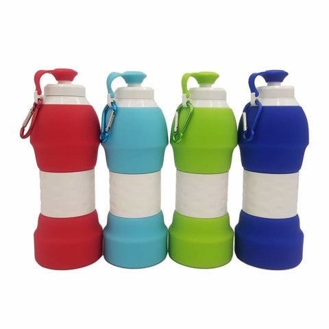 Drinkware-Travel Collapsible Bottle - Willapa Outdoor