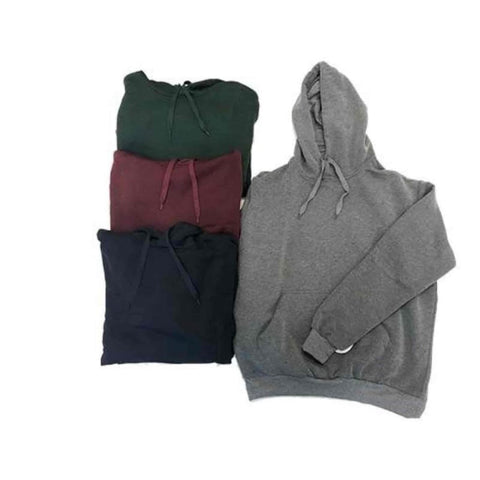 Maxxsel Unisex Poly Fleece Pullover Hoodie - Willapa Outdoor