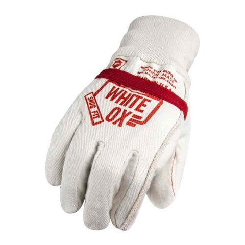 North Star White Ox Glove w/Elastic Band - Willapa Outdoor