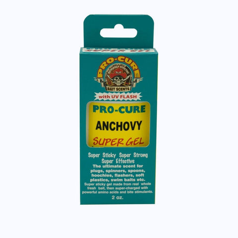 Pro-Cure Anchovy Super Gel - Willapa Outdoor