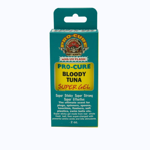 Pro-Cure Bloody Tuna Super Gel - Willapa Outdoor
