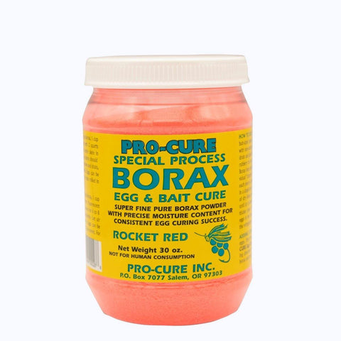 Pro-Cure Borax - Rocket Red - Willapa Outdoor