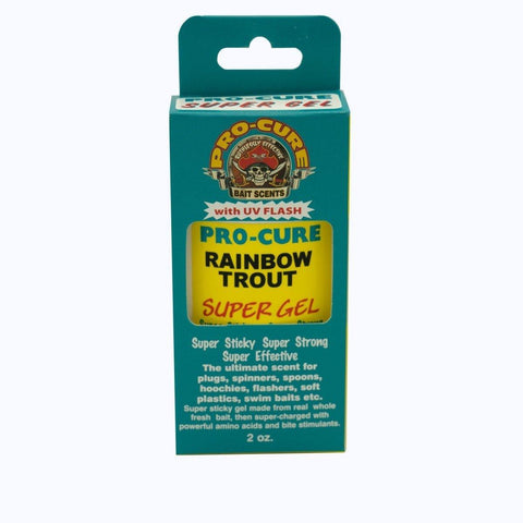 Pro-Cure Rainbow Trout Super Gel - Willapa Outdoor