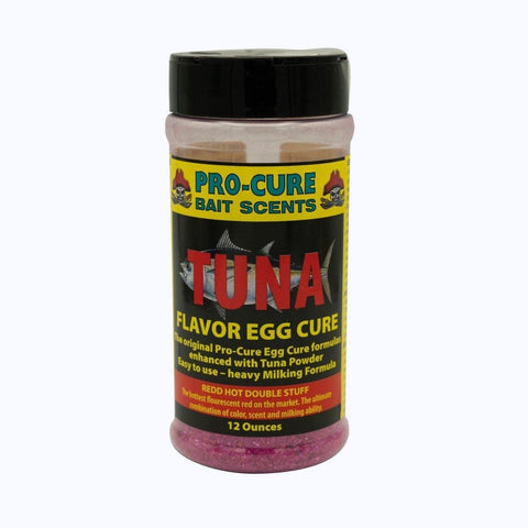 Pro-Cure Redd Hot Double Stuff Tuna Flavor Egg Cure - Willapa Outdoor