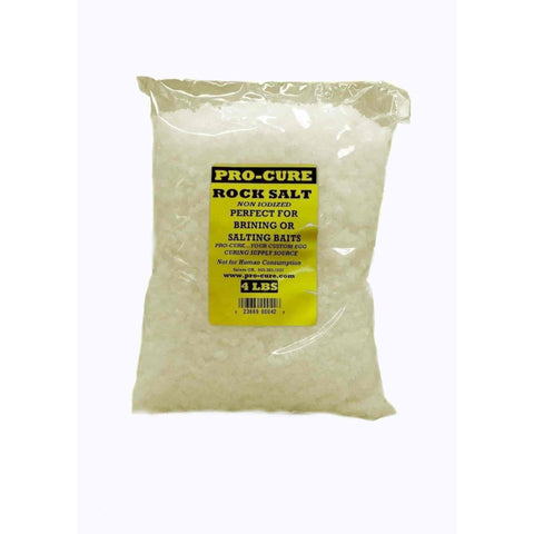 Pro-Cure Rock Salt - Willapa Outdoor