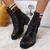 Boots Women 2020 Leather
