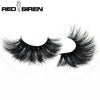 RED SIREN 25mm Lashes Maquiagem Mink Eyelashes 29 Styles Handmade 100% Mink Hair Long Fluffy False Eyelashes / 3D Mink Lashes