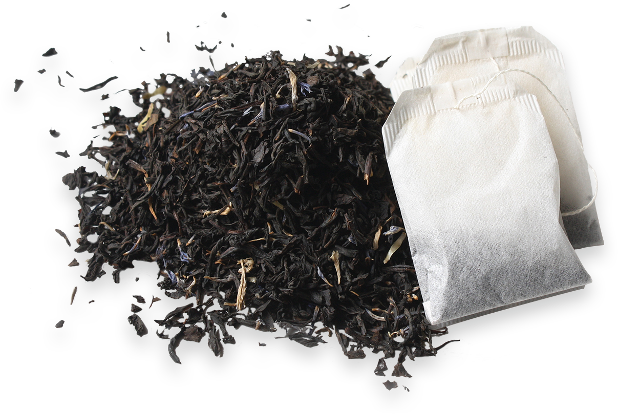 Earl grey loose tea.