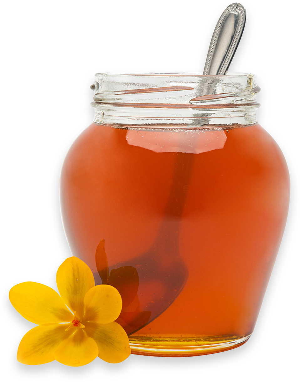 A jar of tea.