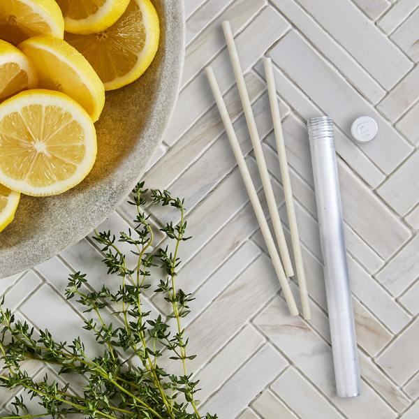 Lemon Leaf + Thyme Scent Stix™ Refills 3pc stix and recyclable aluminum tube