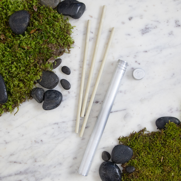 Minerals + Moss Scent Stix™ Refills 3pc stix and recyclable aluminum tube