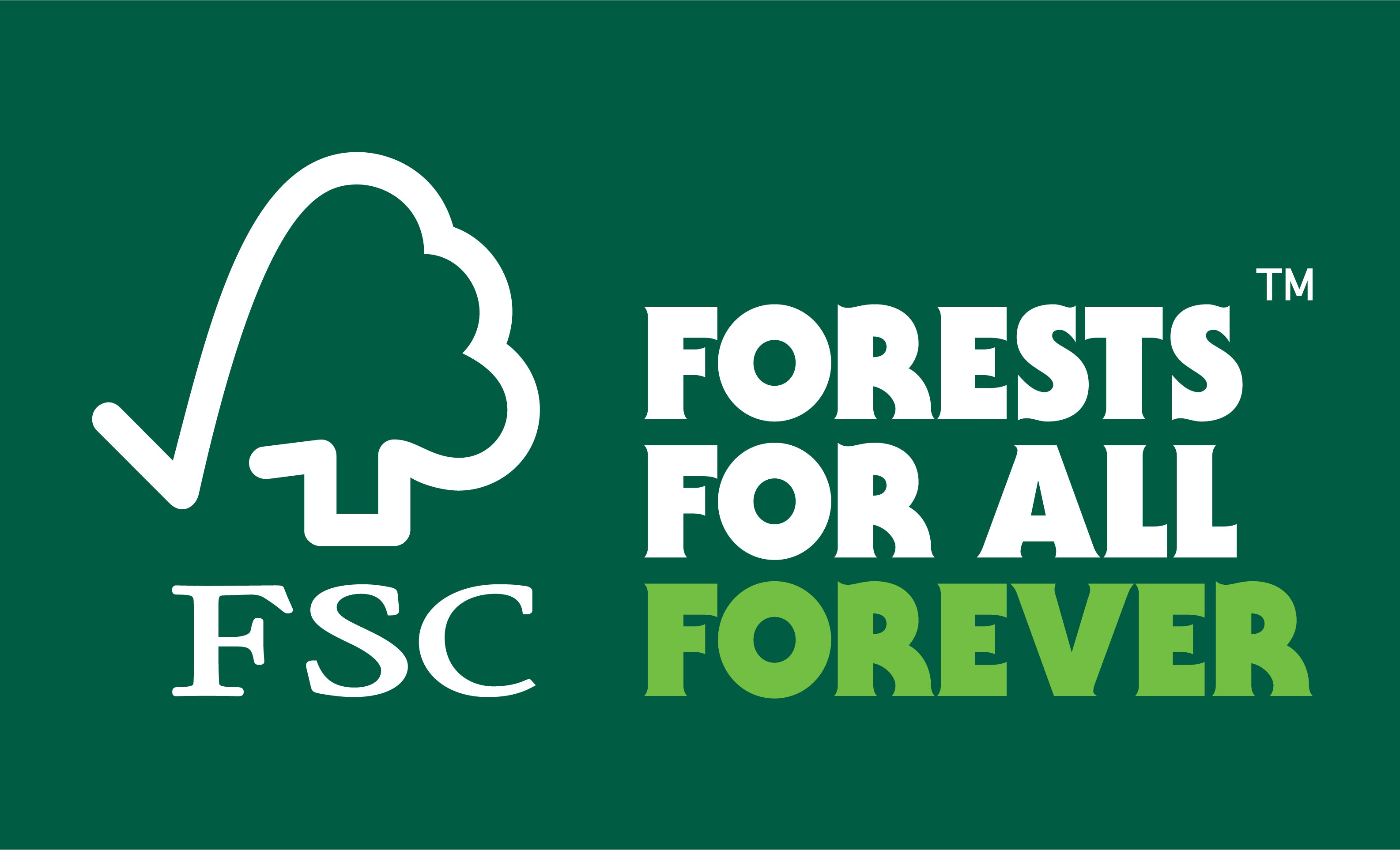 Forest Stewardship Council Certification logo