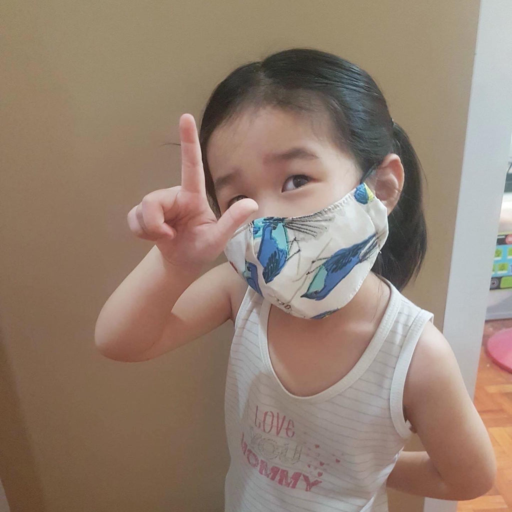 Kid Reusable Face Mask