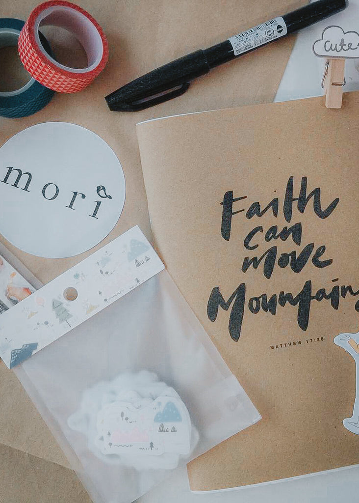 Bible Journaling Starter Kit + Online Workshop