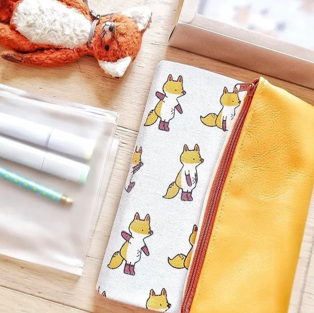 {{Exclusive Special}} Jangandfox Fox Pursebook