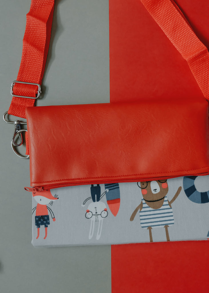 Nautical Kids Pursebook