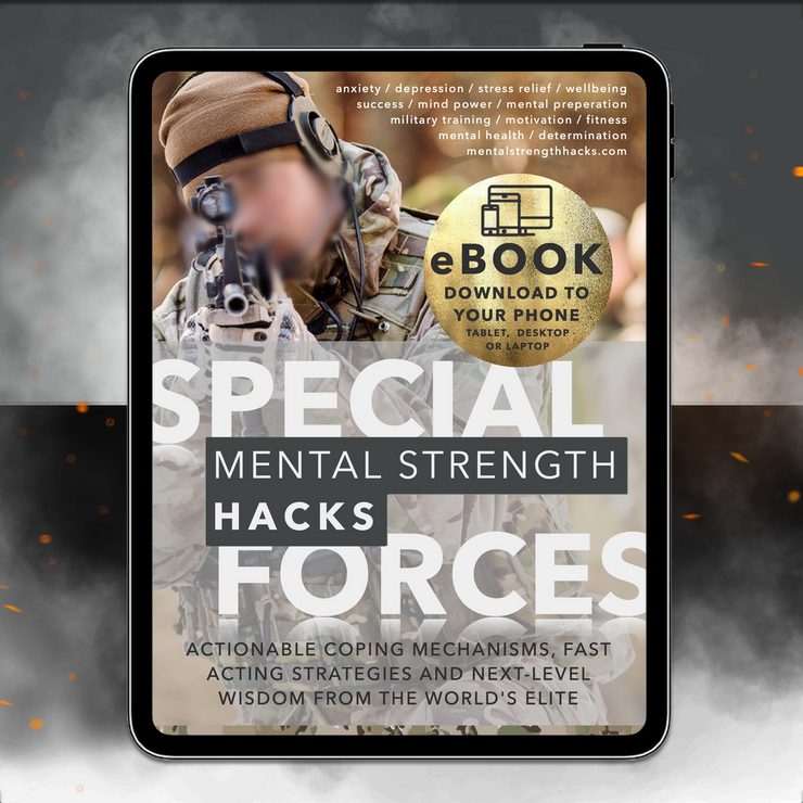 (Test)Special Forces Mental Strength Hacks eBook