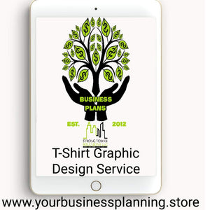 T-Shirt Graphic Design Services - Strong Tower Solutions LLC Business Services