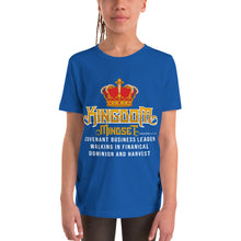 Load image into Gallery viewer, Youth Short Sleeve T-Shirt - Strong Tower Solutions LLC Business Services