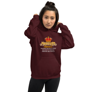 Unisex Hoodie - Strong Tower Solutions LLC Business Services