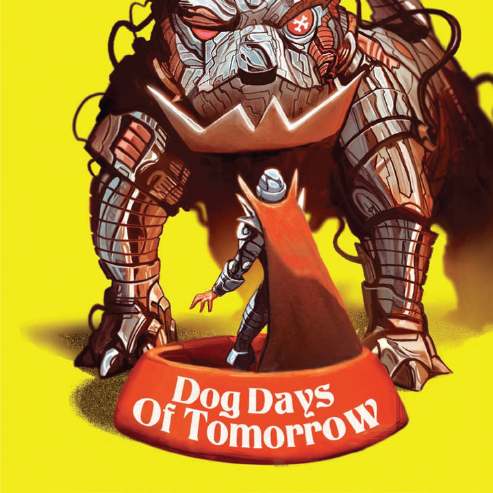 Dog Days Of Tomorrow