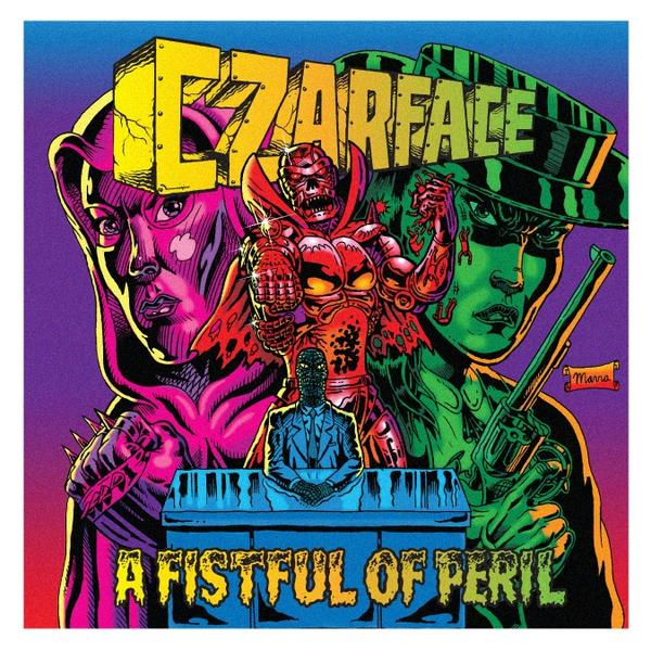 CZARFACE - A FISTFUL OF PERIL - LP