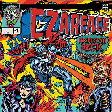 CZARFACE - Self Titled Debut - 2 x LP