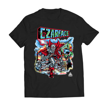 CZARFACE - RECZARCLED INITIATIVE!