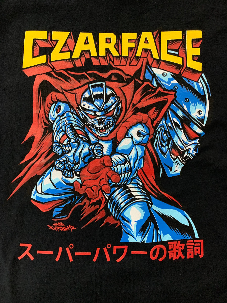 CZARFACE STRONG SLEEVE