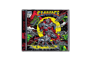 CZARFACE - ODD CZAR AGAINST US (CD)