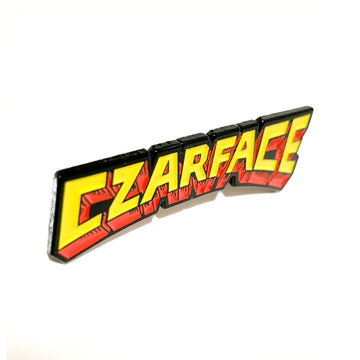 Czarface Logo Pin