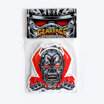 Czarface Sticker Pack (6 Stickers)