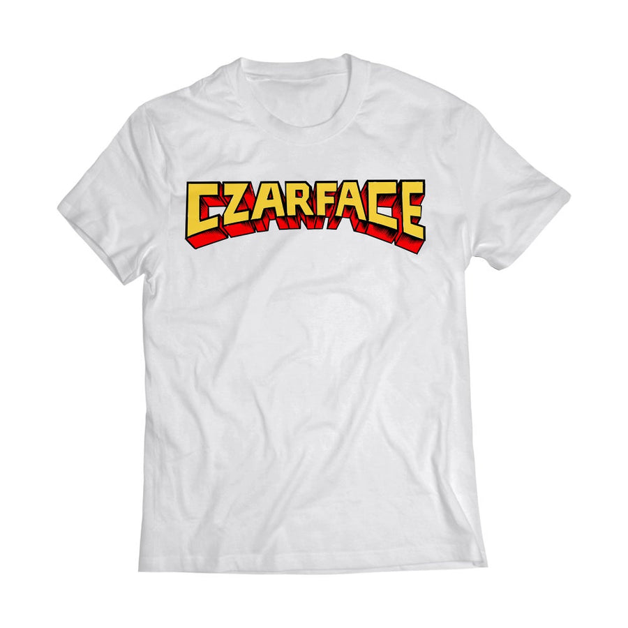 CZARFACE RINGSIDE TEE Now in Black and White