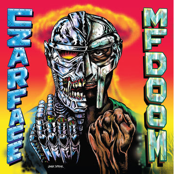 CZARFACE & MF DOOM - CZARFACE MEETS METALFACE - LP