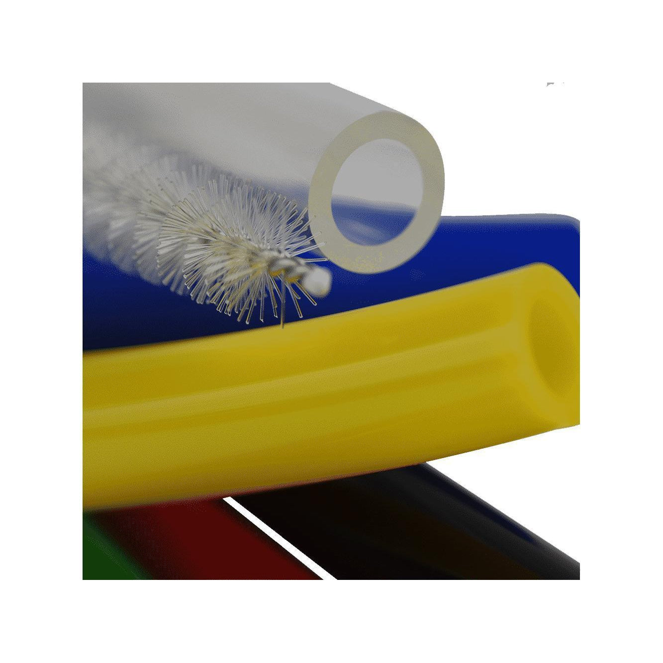 tubes brush cleaning kit-set of 2