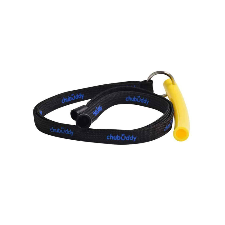 "Neck Lanyard With Strong Tube Regular 1/2"" Yellow Color Neck Lanyard And Strong Tube Regular Chubuddy"