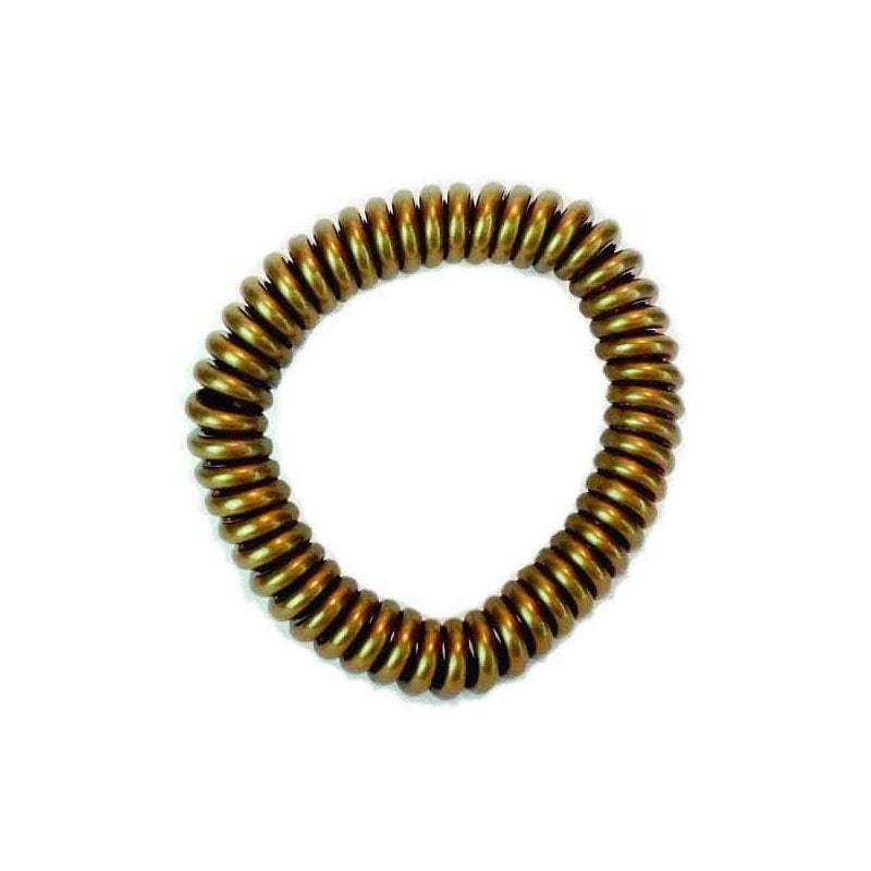 springz Chew Bracelet- Bronze Color