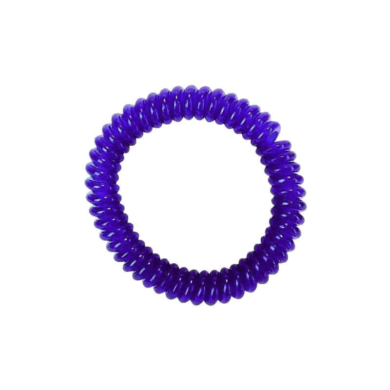 springz Chew Bracelet- Clear Blue Color