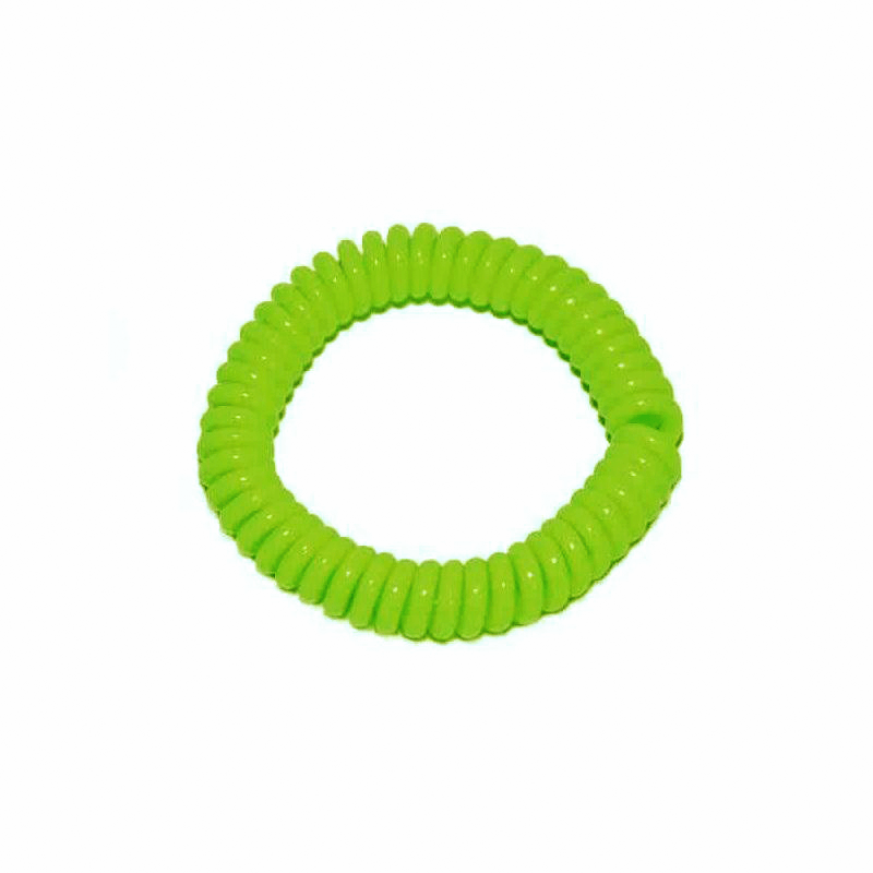 springz Chew Bracelet- Lime Color