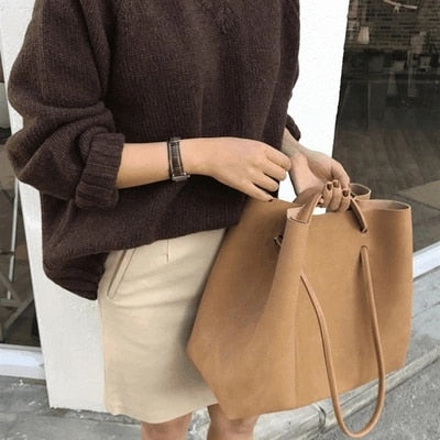 Bolso Vintage leather Brown