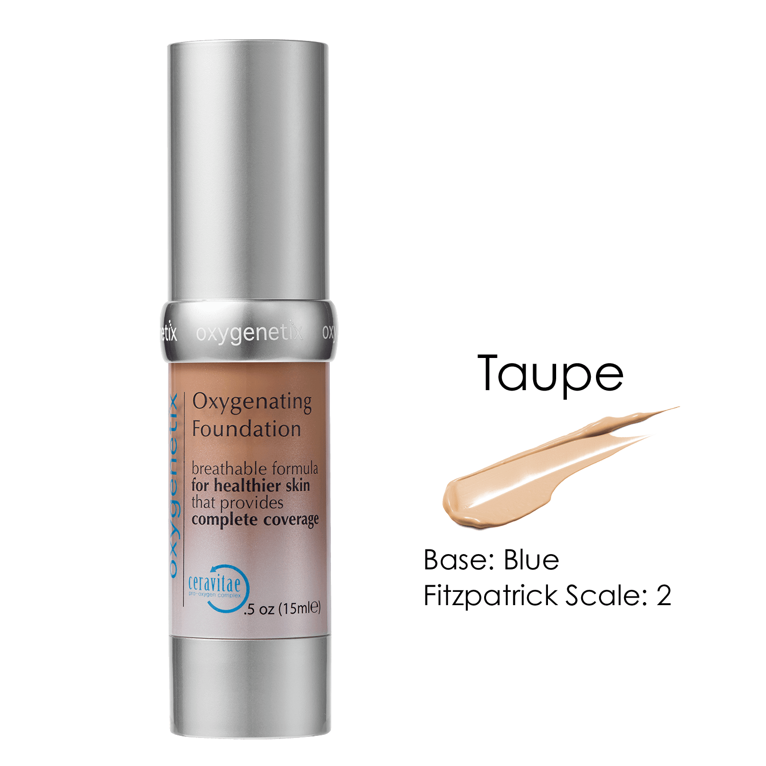 Oxygenetix Oxygenating Foundation - SPF 30