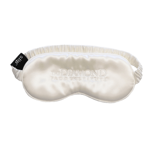 Monogrammed Sleep Mask