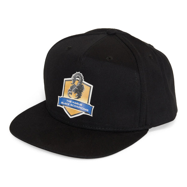 The Hague Black Scorpions Snapback