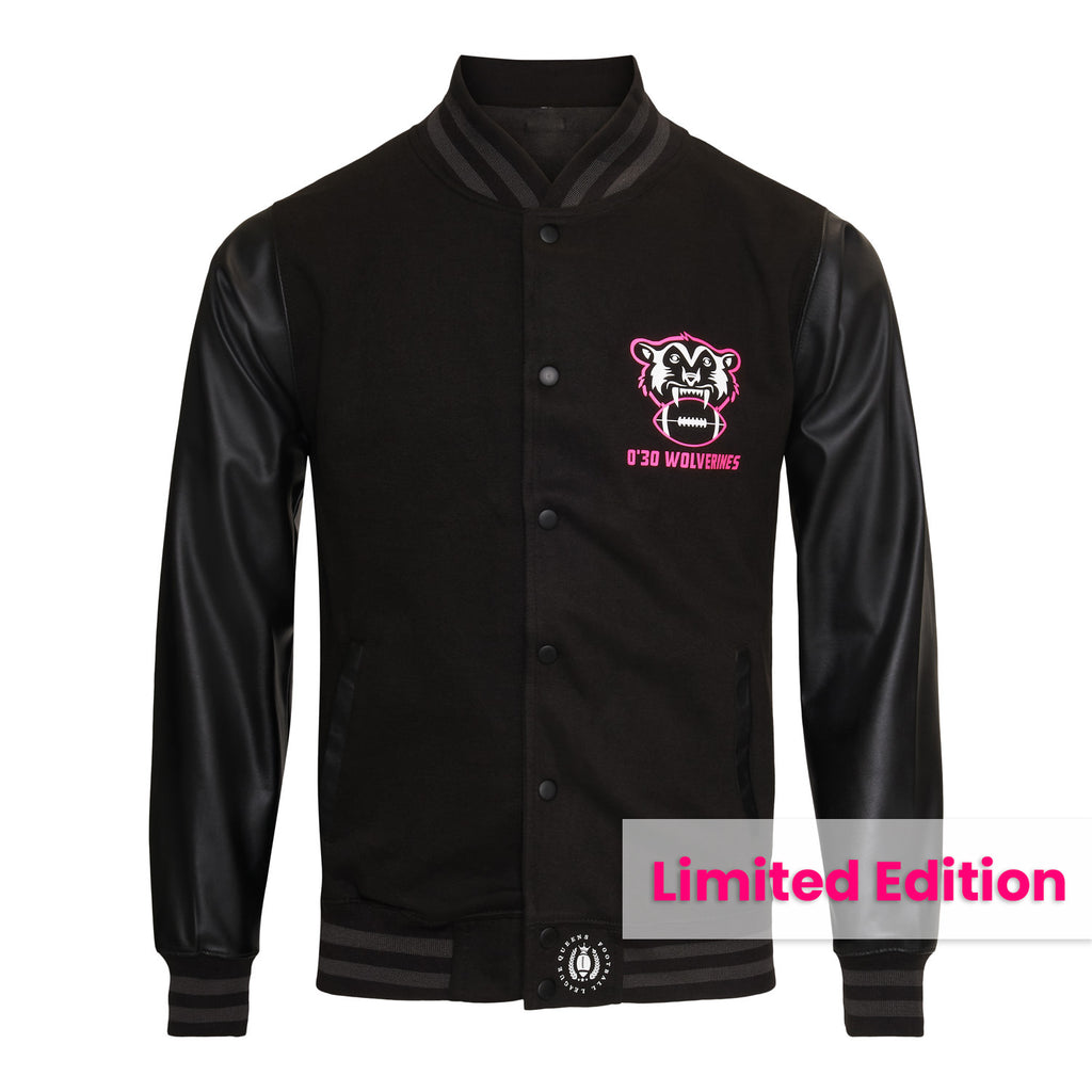 0'30 Wolverines Jacket (LIMITED EDITION)