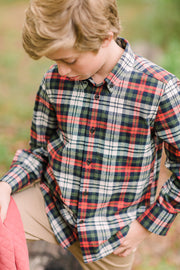 Boys - Southern Flannel: Greenwood