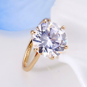 Crystal Princess Ring