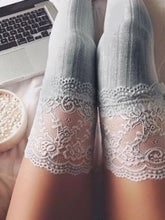 Load image into Gallery viewer, Cozy Knitted Knee Stockings