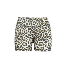 Load image into Gallery viewer, Leopard Booty Shorts